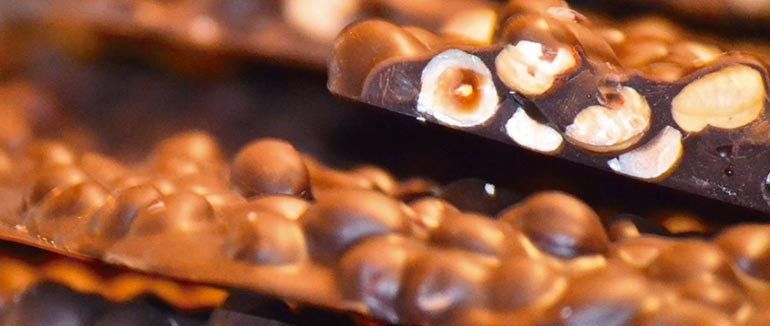 famoso chocolate malkorra dulce típico en el valle del baztán