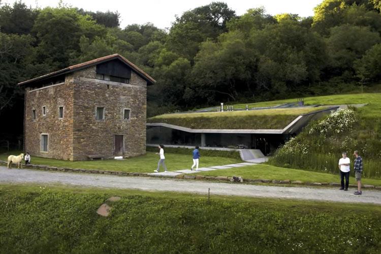Turismo Navarra en Efecto Navarra propone Landaburu Borda como casa rural