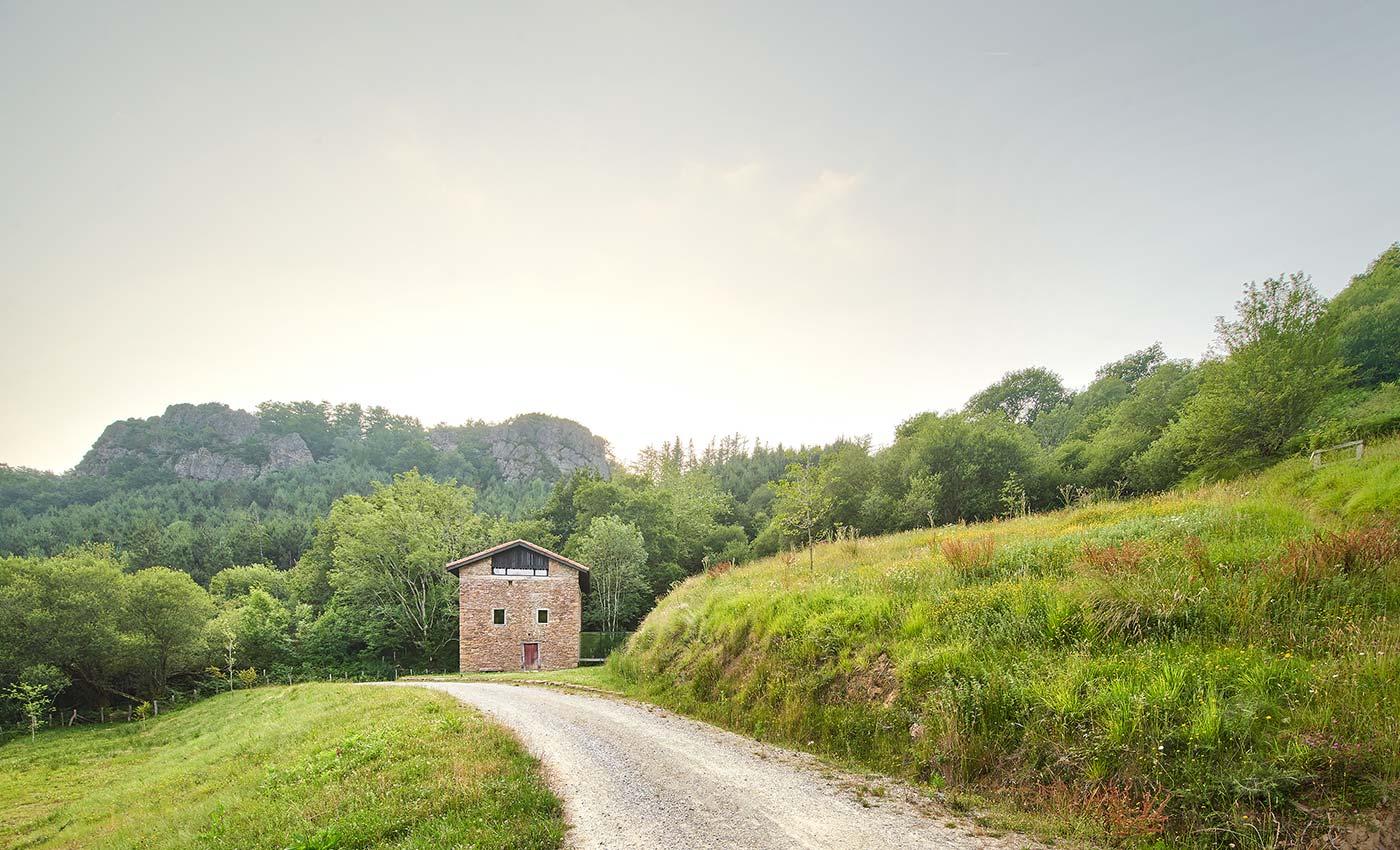 alquiler casa rural para escapada rural en navarra norte de españa