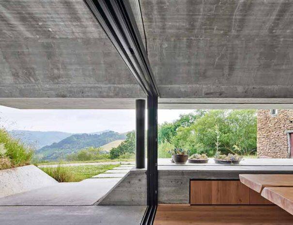 Casa rural moderna cerca de San Sebastián y Pamplona
